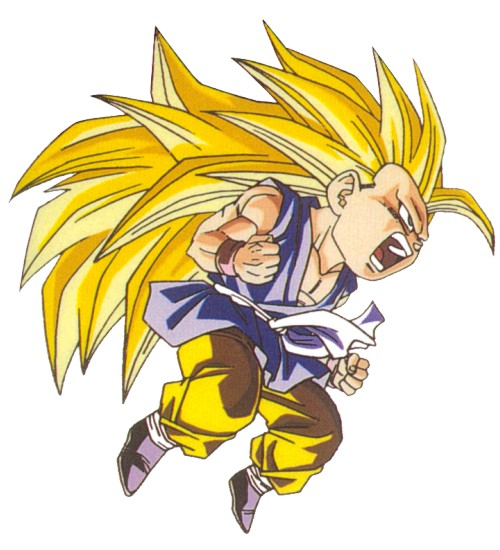all super saiyan forms of goku. Goku+super+saiyan+3+gt